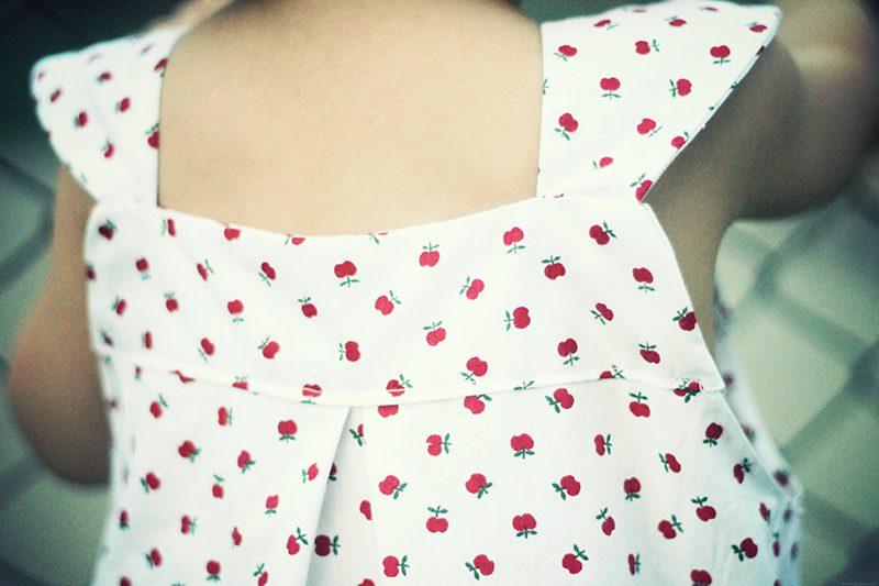 costurar roupa de bebê