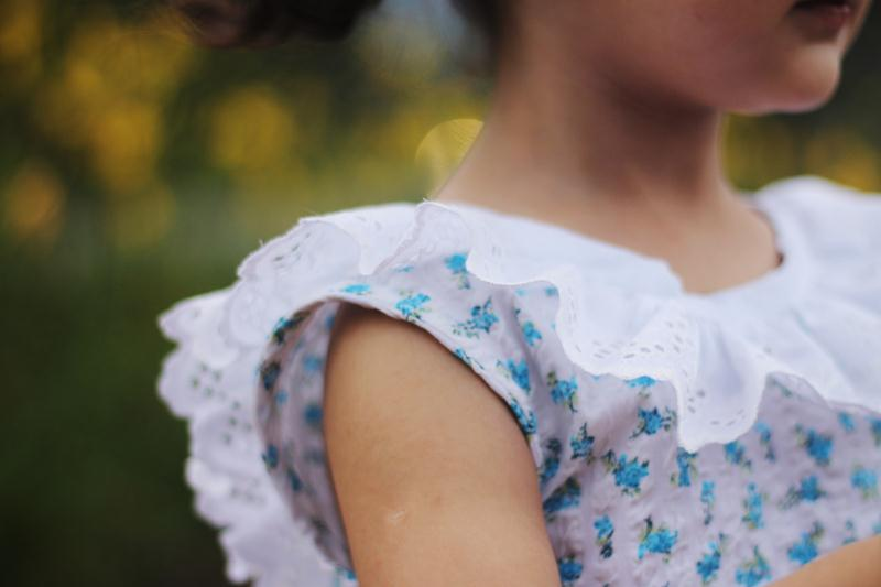 blusa infantil passo a passo