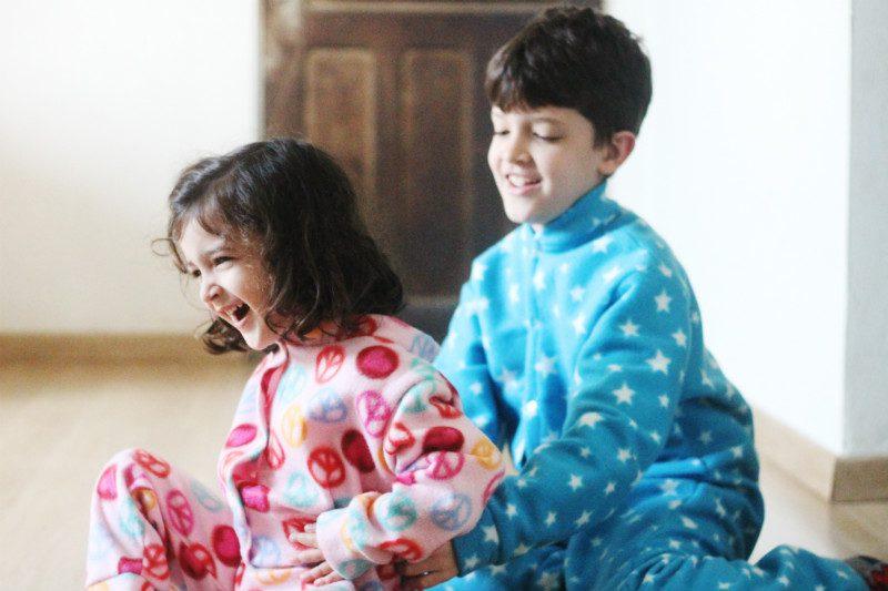 pijama tiptop passo a passo