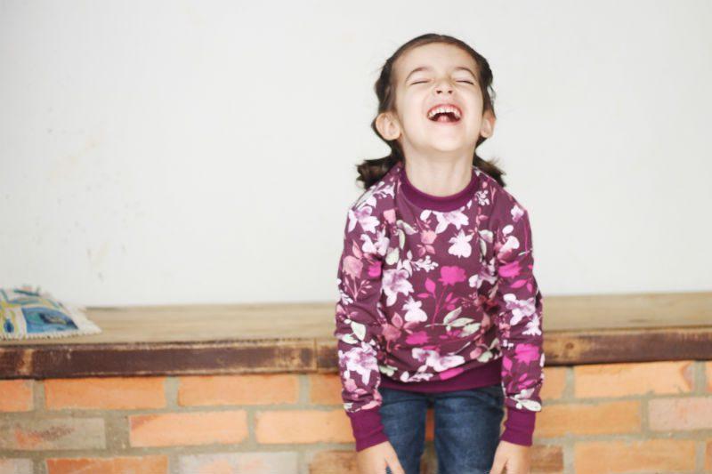 blusa de moletom infantil