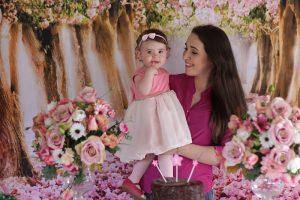vestido de bebê passo a passo
