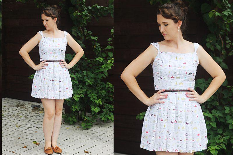 vestido lady like