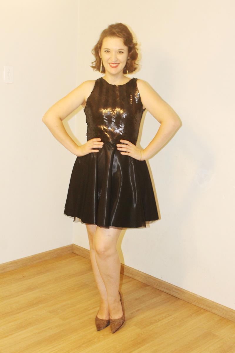 vestido de festa passo a passo