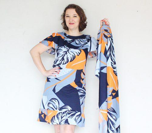 Corte e costura moldes de vestidos gratis