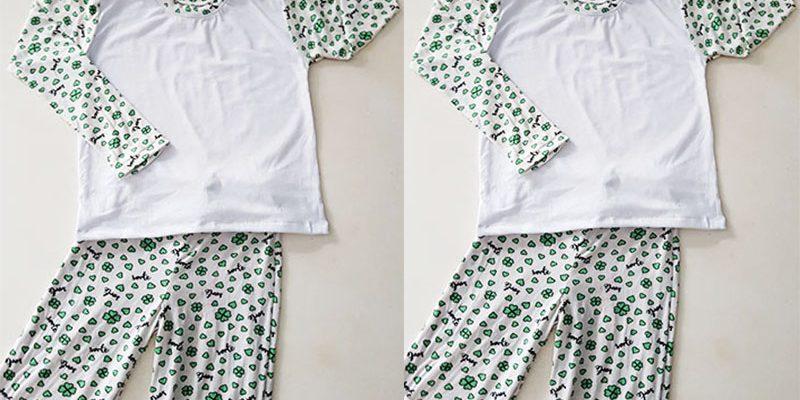 d3ff32fd6f03c3 Pijama infantil passo a passo - Escola de Costurar - Dicas e ...
